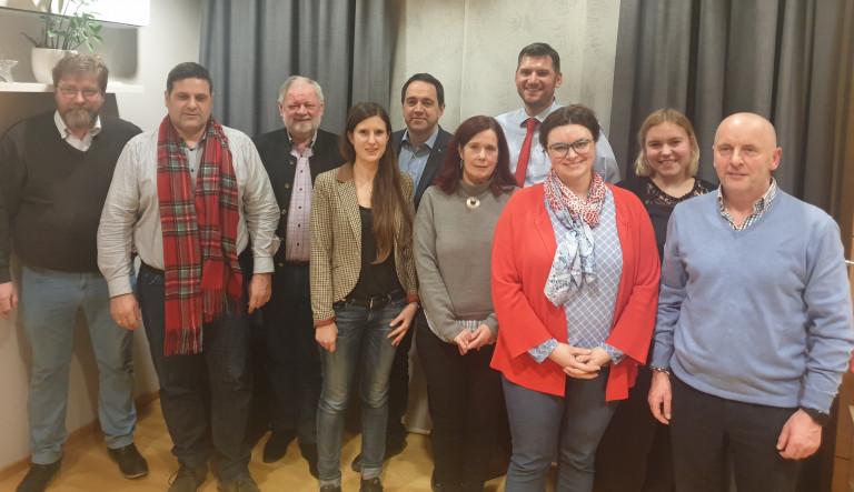 SPD Kreisverbandssitzung 17.01.2020